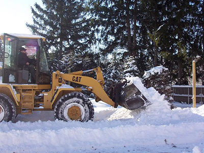 Home Snow Removal