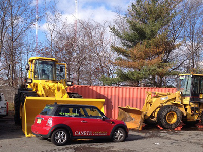 New Jersey Commercial Snow Removal