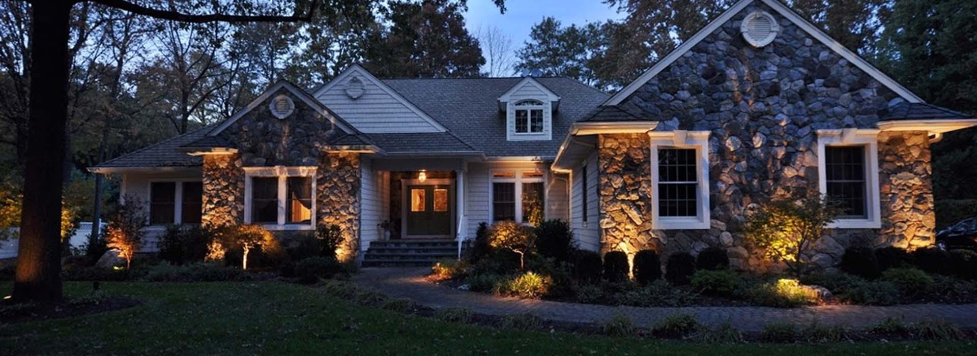 Canete outdoor landscape lighting - How to design landscape lighting plan ...